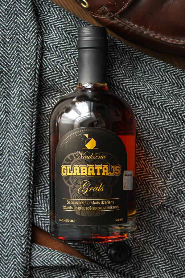 GLABĀTĀJS - Grāls, 40%, 500 ml